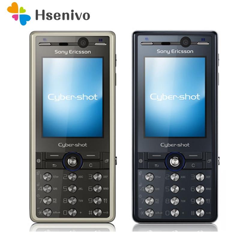 K810 100% Original Unlokced Sony Ericsson K810i  Mobile Phone 2G Bluetooth 3.15 MP Camera FM Unlocked Cell Phone Free shipping
