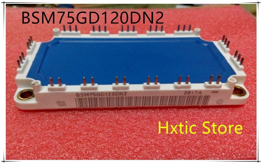 Nuevo 1 unids/lote BSM75GD120DN2 módulo