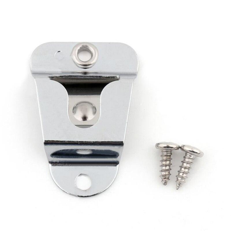 1 Clip de mano para micrófono para Motorola CB Kenwood HLN9073 GM300/950/3688, Clip para micrófono con tornillos y soporte para micrófono