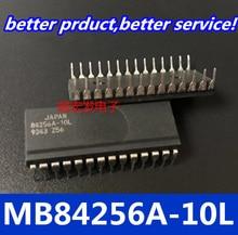 Free shipping 2PCS/LOT MB84256A-10LLP 84256A-10L DIP28 CMOS 256K-BIT LOW POWER SRAM