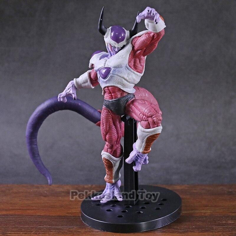 Dragon Ball Z freezer BWFC Banpresto figura mundial Coliseo PVC figura de juguete de modelos coleccionables Figurals Brinquedos