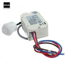1 PC Mini PIR Motion Sensor Detector voor 12 V DC Timer Relais Automotive Caravan Alarm Sensor