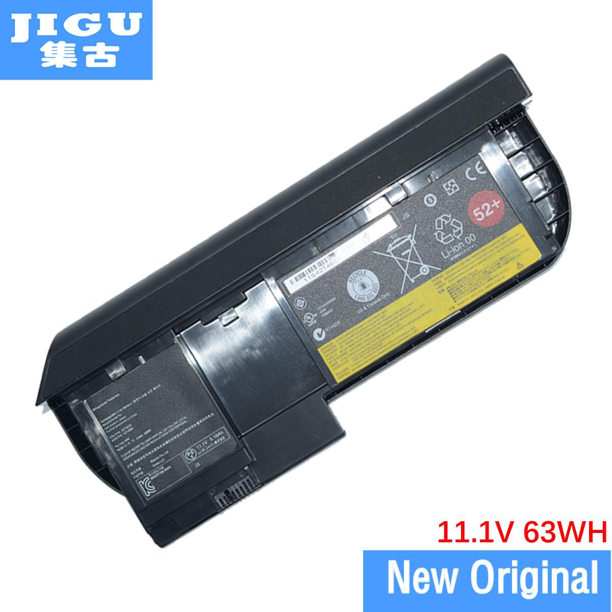 JIGU 11,1 V 63Wh Original nuevo batería portátil de alta calidad para Lenovo para Thinkpad X220T 42T4879 42T4881