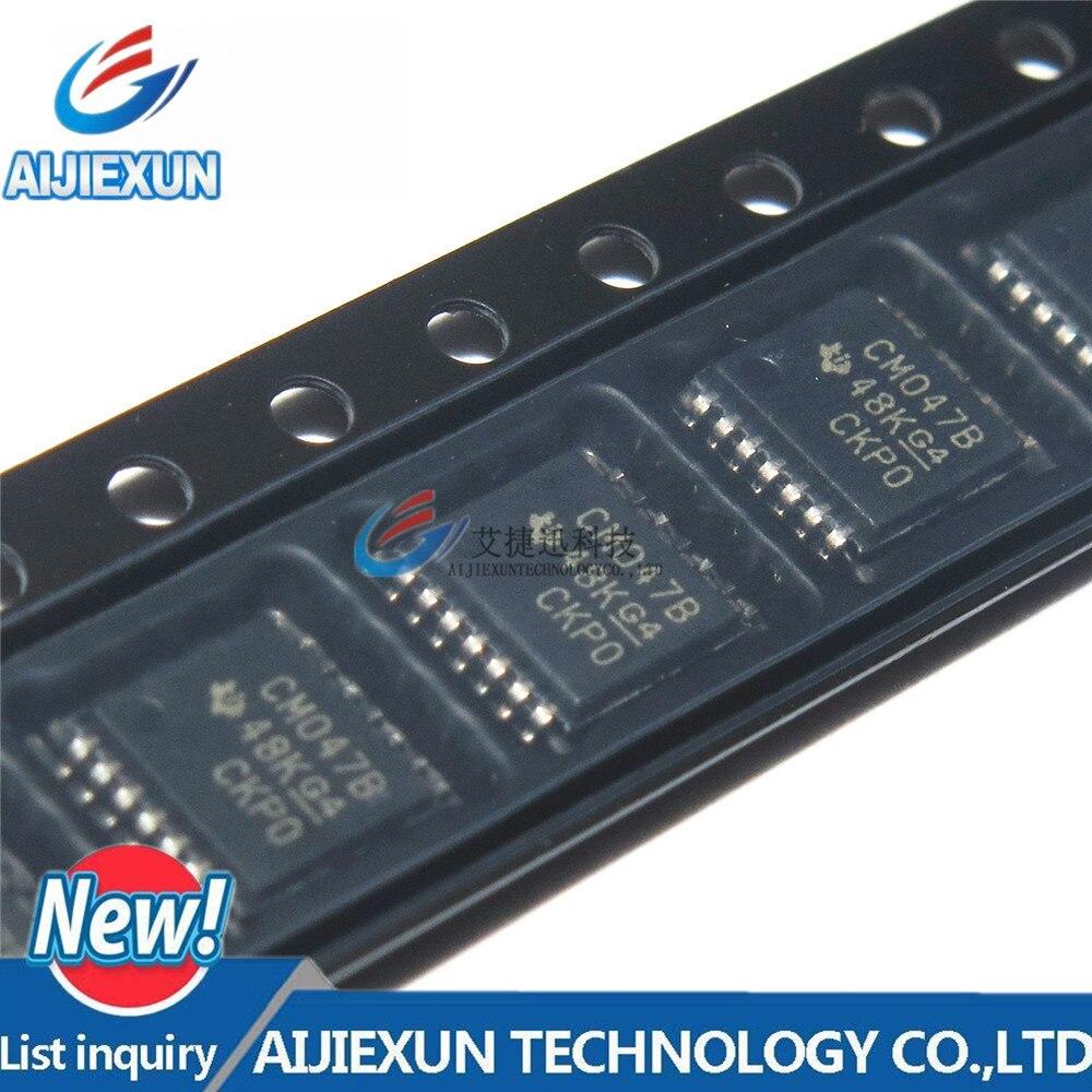 20 piezas CD4047BPWR CM047B TSSOP-14 CMOS multivibrador monoestable/estable de baja potencia en stock 100% nuevo y original