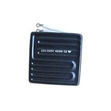 Инфракрасная керамическая нагревательная пластина 80*80 мм 450 Вт для BGA станция IR6000 IR6500 IR-PRO-SC