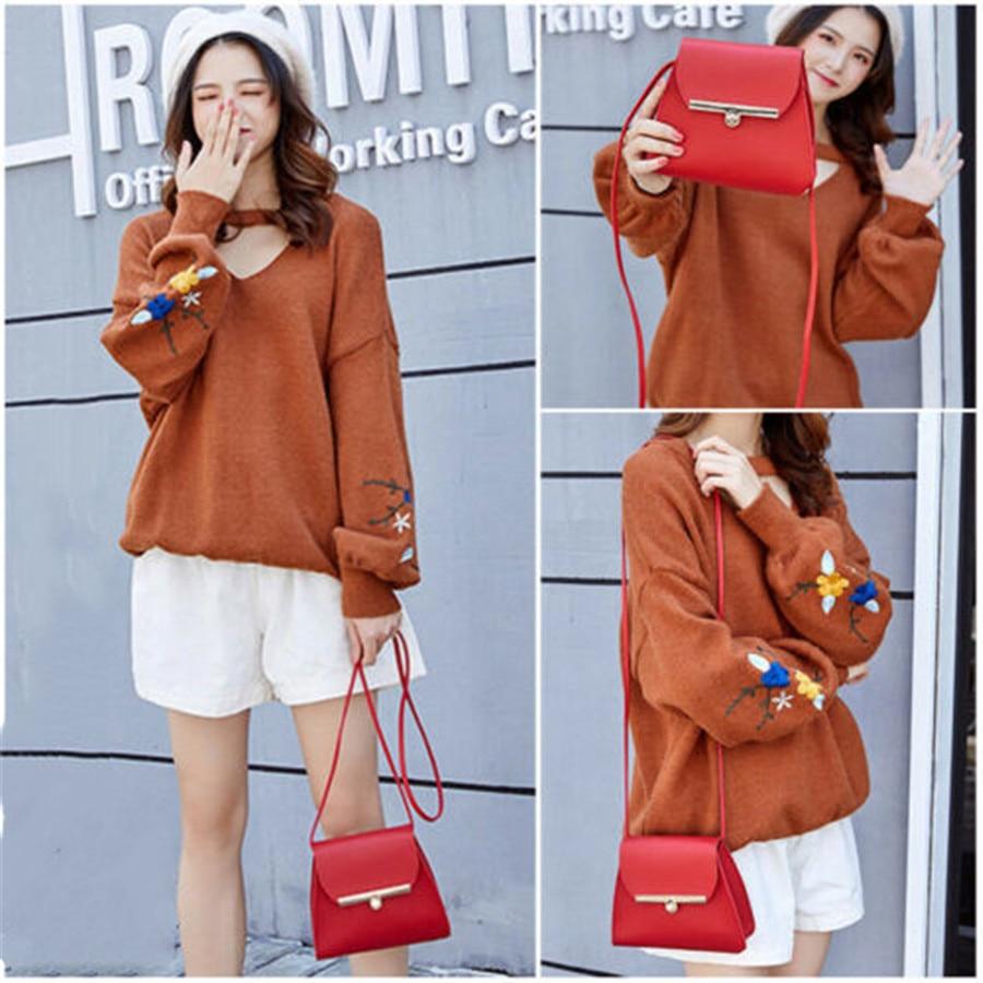 2019 Brand New Style Women Bags Purse Shoulder Handbag Tote Messenger Satchel Bag Cross Body