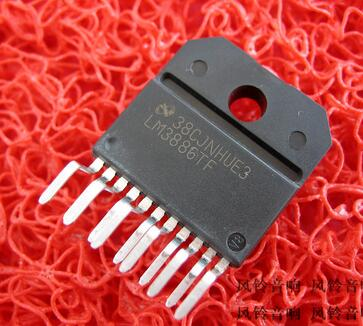 5 шт./лот LM3886T LM3886 LM3886TF ZIP IC new