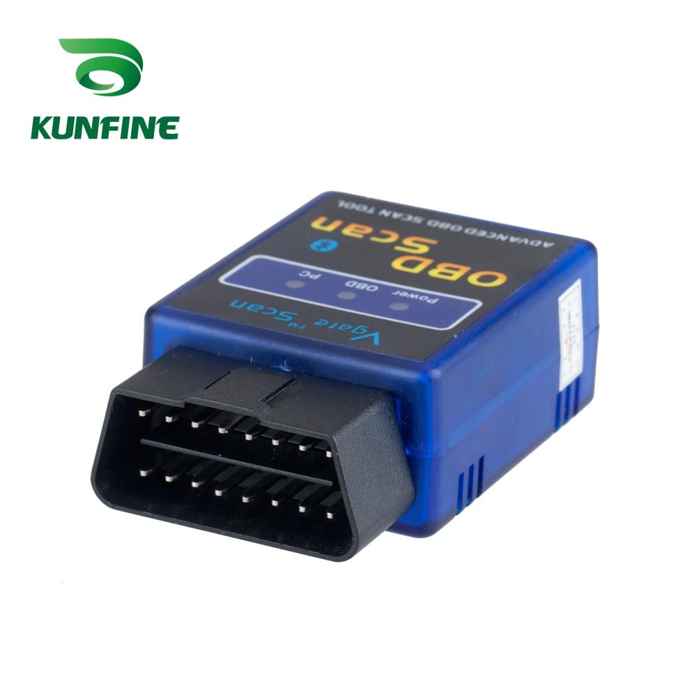 OBD II Vgate Scan ELM327 Bluetooth Автомобильный детектор ELM 327 Диагностический Инструмент OBD OBD2 сканер Авто адаптер диагностический инструмент