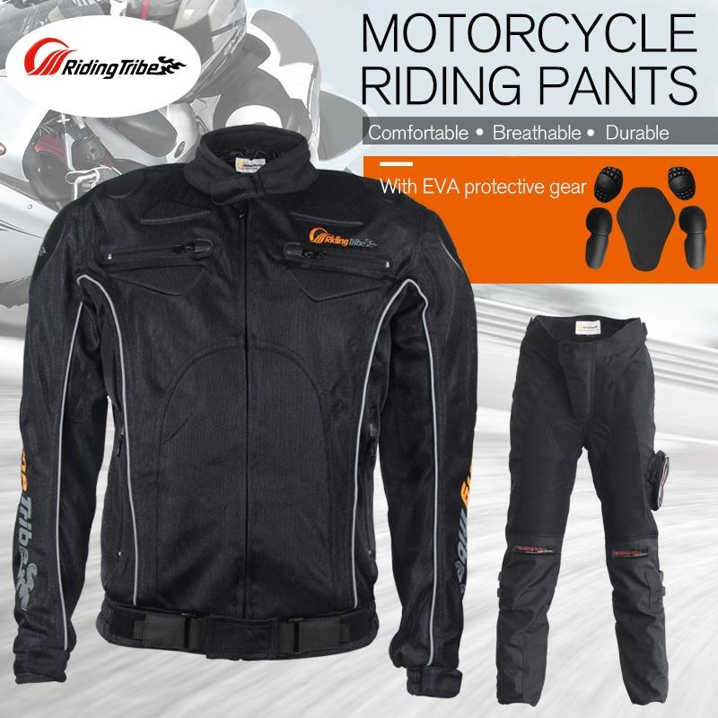 En la tribu de la motocicleta Chaqueta de carreras de Moto de Motocross CyclingProtective equipo Chaqueta chaquetas Motoqueiro Chaqueta verde negro JK08