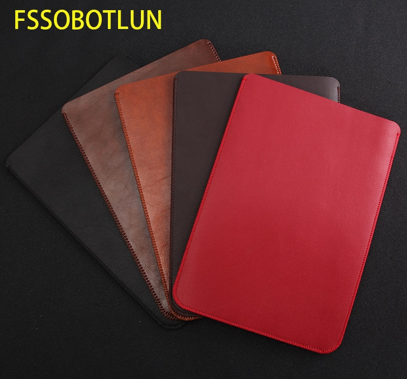 5 Colors,High Quality For Onyx Boox Poke 3 Microfiber Leather Case 6.0 inch Pouch Bag E-Book Reader Pocket Cover