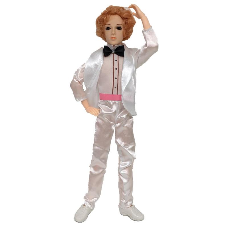 Движущаяся кукла Кен-бойфренд, 30 см, 14 см