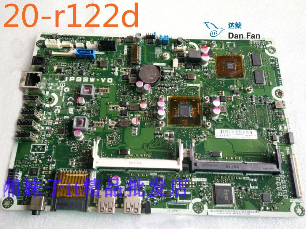 Placa base 796234-001 para HP 20-r 20-r122d AIO IPBSW-VD placa base 796234-501 100% probado completamente en funcionamiento