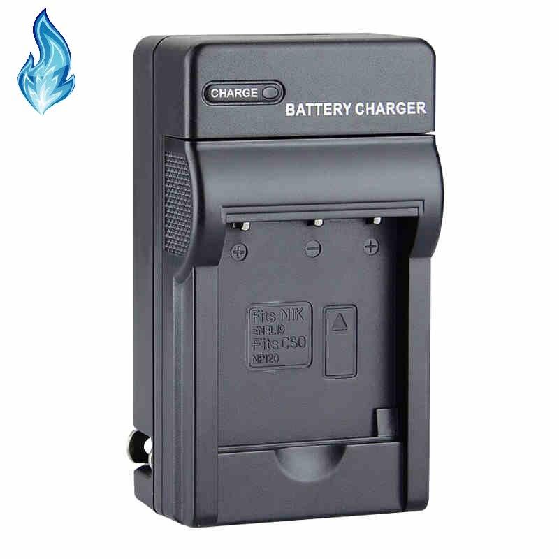 EN-EL19 Battery Travel charger for Nikon digital cameras Coolpix S32 S33 S100 S2500 S2600 S2700 S2750 S2800  S2900 S3100 S3200