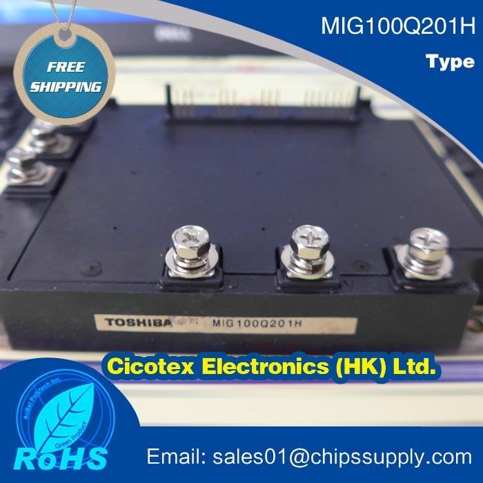 MIG100Q201H 201 وحدة IGBT