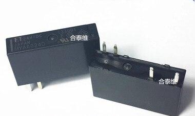 new original relay 10pcs lot myaa024d myaa024d 24vdc 24v 5a 4pin new original relay  10pcs/lot  MYAA024D  MYAA024D-24VDC 24V 5A 4pin
