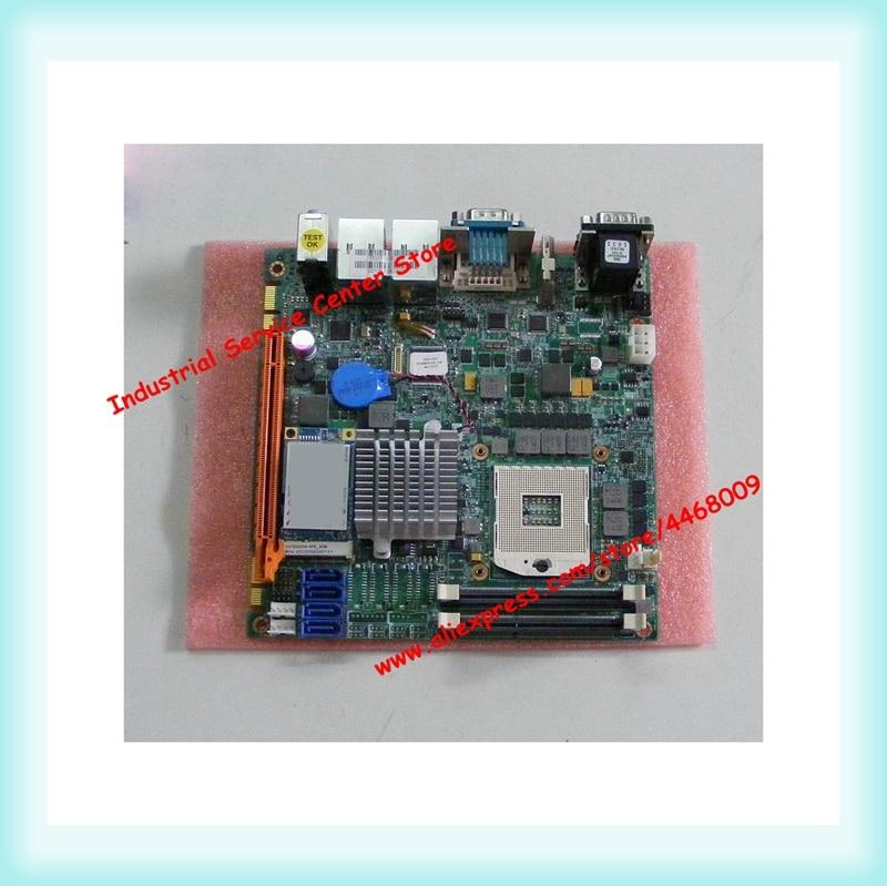 NVD5604-MS MINI-ITX اللوحة الأم QM67 على دفتر I7CPU مع القرص الصلب الإلكترونية