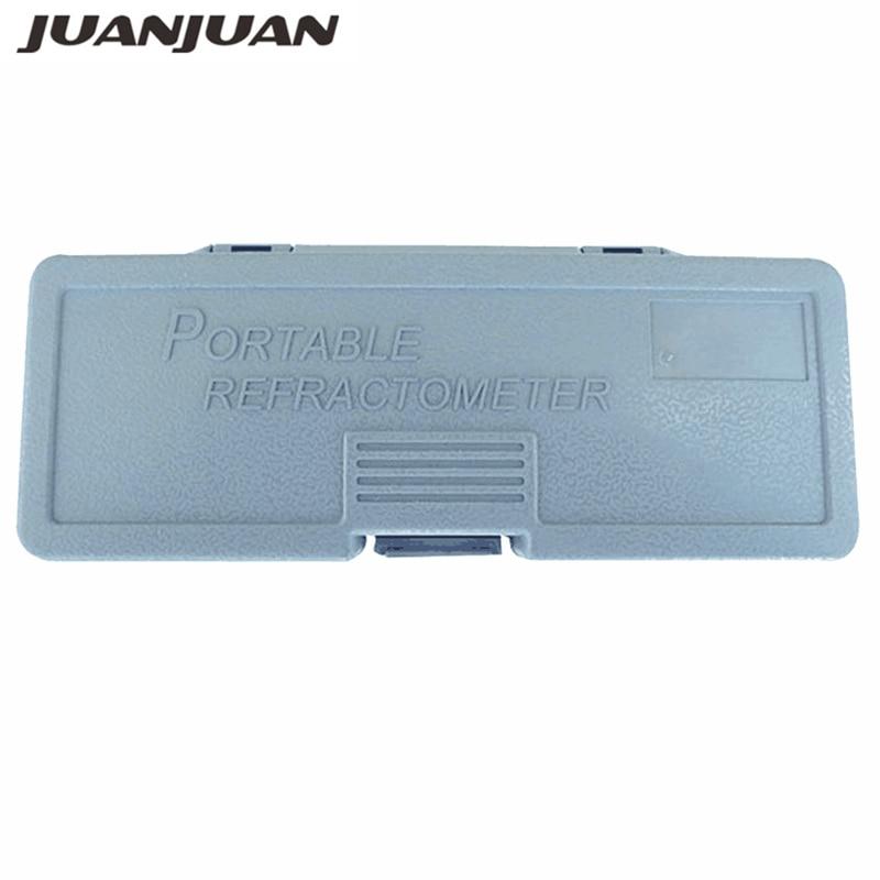 Original Retail Refractometer box for Brix Alcohol Refractometer box Handheld Refractometer case gift box 20% off