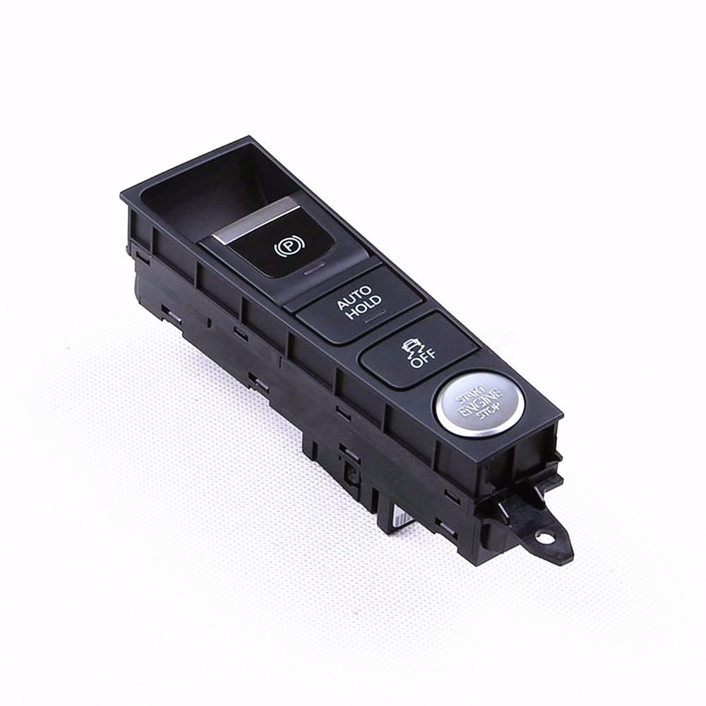 TUKE OEM Cromo Interruptor LHD Multifuncional Motor Automático Switches Botão ESP Botão Para VW Passat VW CC3AD927137B B7 EBP