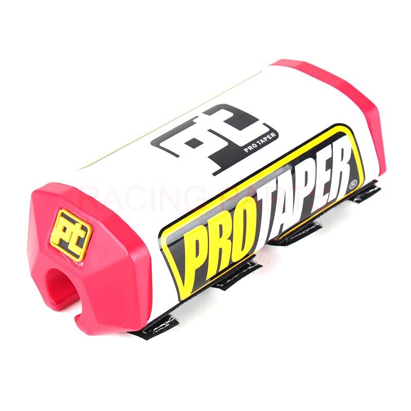 Pro Taper almohadilla para manillar para barra gruesa almohadilla Protector de pecho barra transversal ajuste 1-1/8 manillar motocicleta Dirt Bike Pit Bike