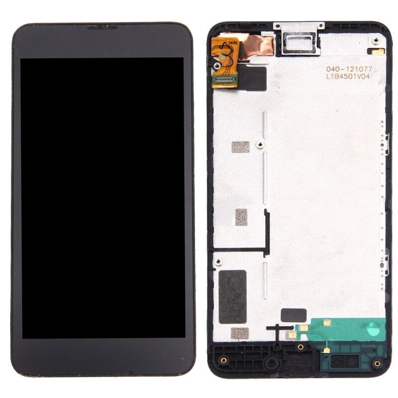 Pantalla LCD de alta calidad y digitalizador, cristal de repuesto de montaje...