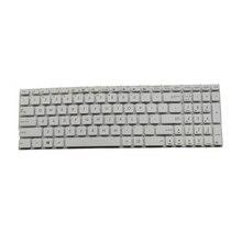 NOUS Nouveau Pour ASUS X553 X553M X553MA K553M K553MA F553M F553MA X551 X554 X503M X554L Y583L F555 W519L clavier dordinateur portable Anglais blanc