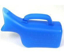 800ml Elderly women urinal pot chamber pot female urinal device Leakproof female urine bag free shipping
