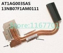 100% Dorigine Ordinateur Portable radiateur De Refroidissement pour Asus GL551 GL551J GL551JM GL551JW N551JK N551JM AT1AG003SAS 13NB07F1AM0111