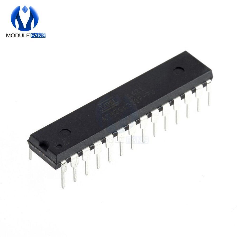 Оригинальный ATMEGA328p ATMEGA328 MEGA328p MEGA328 328P ATMEGA328P-PU DIP-28 микроконтроллер IC чип для ARDUINO UNO R3