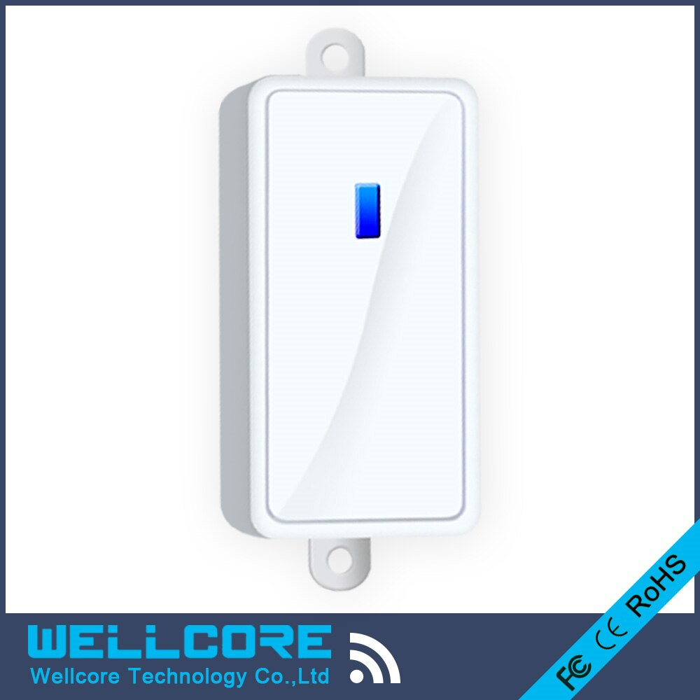 Free Shopping!Complete iBeacon & Eddystone beacon Compatible bluetooth ibeacon sticker NRF51822 beacon tag