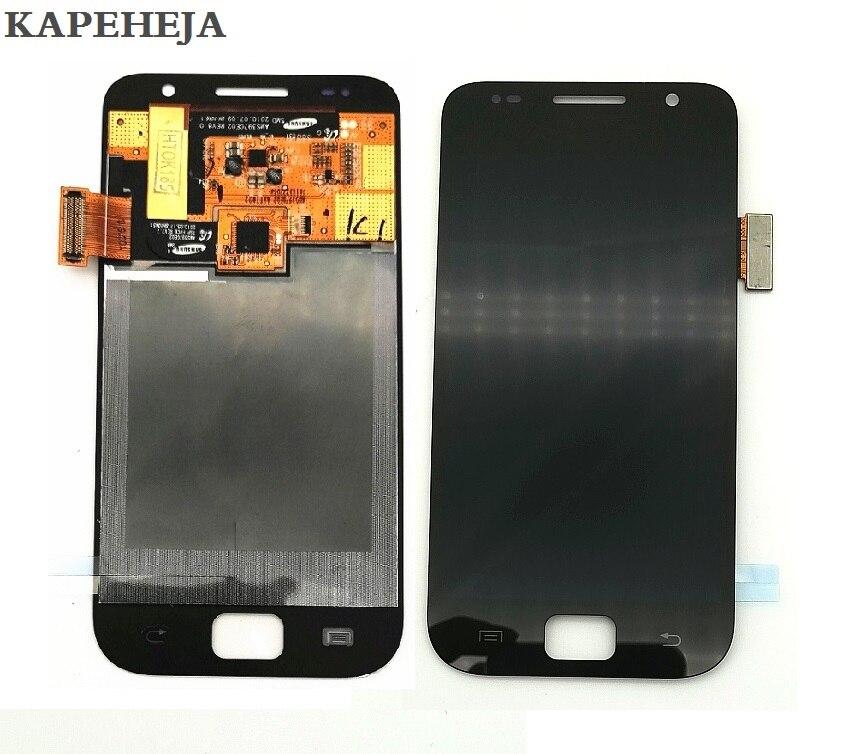 Pantalla LCD Super AMOLED para Samsung Galaxy S I9000 S1, montaje de...