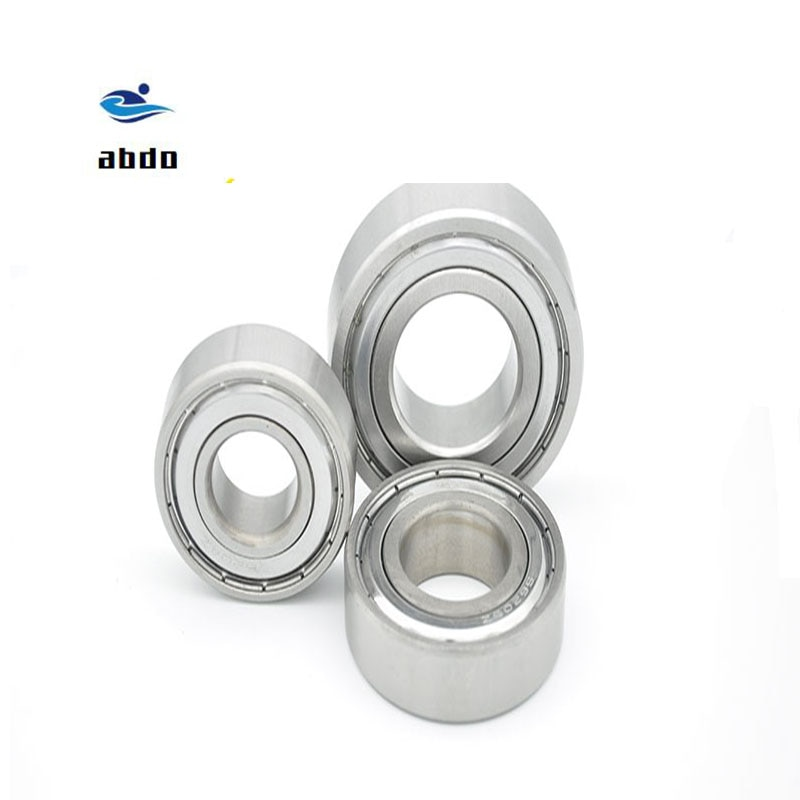 5pcs/Lot High quality ABEC-5 6002ZZ 6002z 6002 ZZ 15x32x9mm Mini Ball Bearing Miniature Bearing Deep Groove Ball Bearing