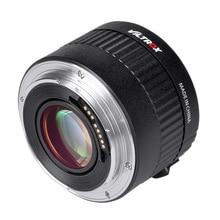 Viltrox C-AF 2X grossissement téléconvertisseur téléconvertisseur AF pour objectif Canon EOS EF