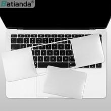 Pour paume garde tablette tactile couverture autocollant protecteur Film pour MacBook Air Pro 11 12 13 15 16 barre tactile 2020 A2141 A1706 A1990 A1932