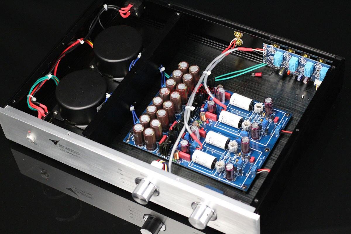 ZEROZONE готовой Hiend JC2 полевого транзистора класса основание на Mark JC-2 предусилитель L8-11