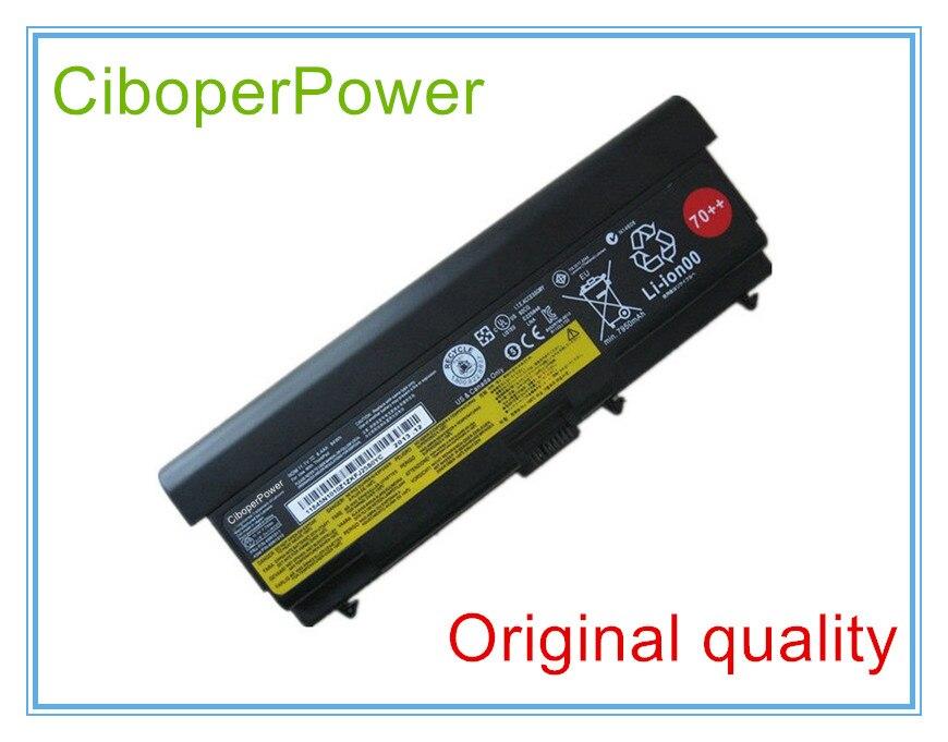 Estendida Da Bateria 94WH Originais Para T530 W520 W510 T510 SL410 T410 T420 T430 W530 L530 L430 45N1017 45N1016 9 CÉLULAS