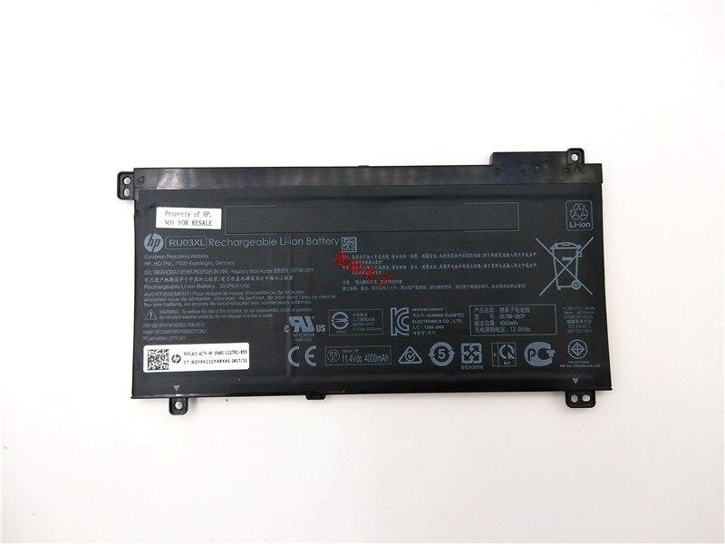 Original nuevo batería para HP ProBook x360 440 G1 ProBook x360 11 G3 HSTNN-IB8P HSTNN-LB8K L12717-171 RU03XL 11,4 V 48WH