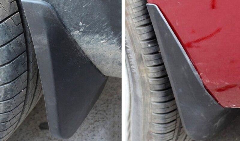 Guardabarros de guardabarros para Toyota Corolla Sedan 2014-2017 (no apto para el Norte américa modelo)