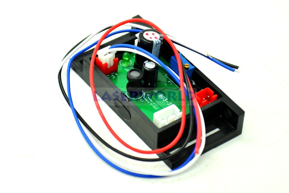 808nm 850nm 980nm 100mw-500mw Laser Diode Drive Circuit Board 12V