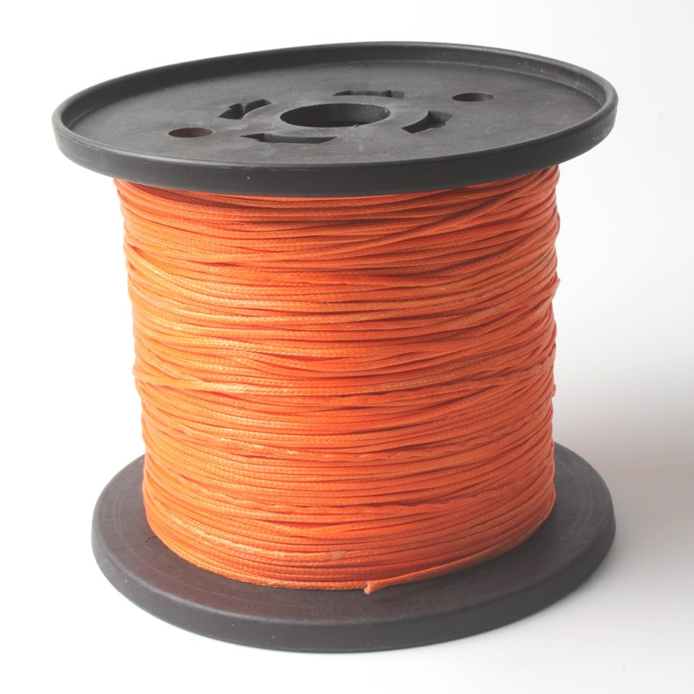 1000m 120kg 16 strand 1.2mm uhmwpe Fiber braid hollow Fishing line
