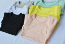 Ropa para muñeca BJD negro blanco gris carne Rosa verde fresco camisa de Modal chaleco para 1/3 1/4 BJD SD DD MSD SD17 Uncle doll accessories