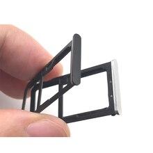 Micro SIM Card Tray Slot Holder Dual SIM Slot For Nokia 6 TA-1000 TA-1003 Replacement Parts