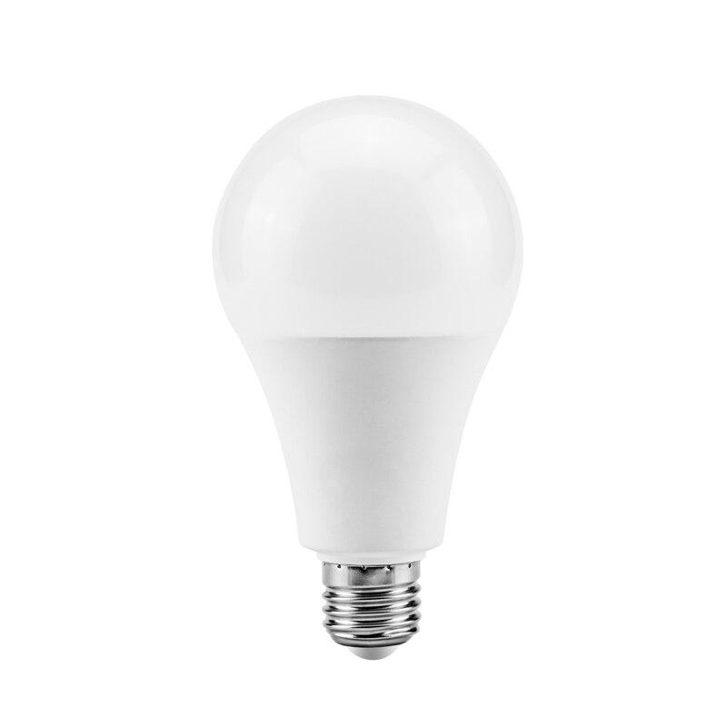 Lâmpada led e27 e14 220 v lâmpada inteligente ic real power3w 6 w 9 12 15 18 alto brilho lampada led bombilla spotlight