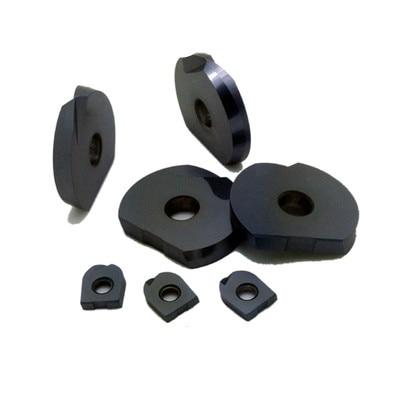 Walter Miling inserto para bolas precisión endmill uso tamaño 25mm especificación P3200-D25 R12.5 grano fino fresa ins