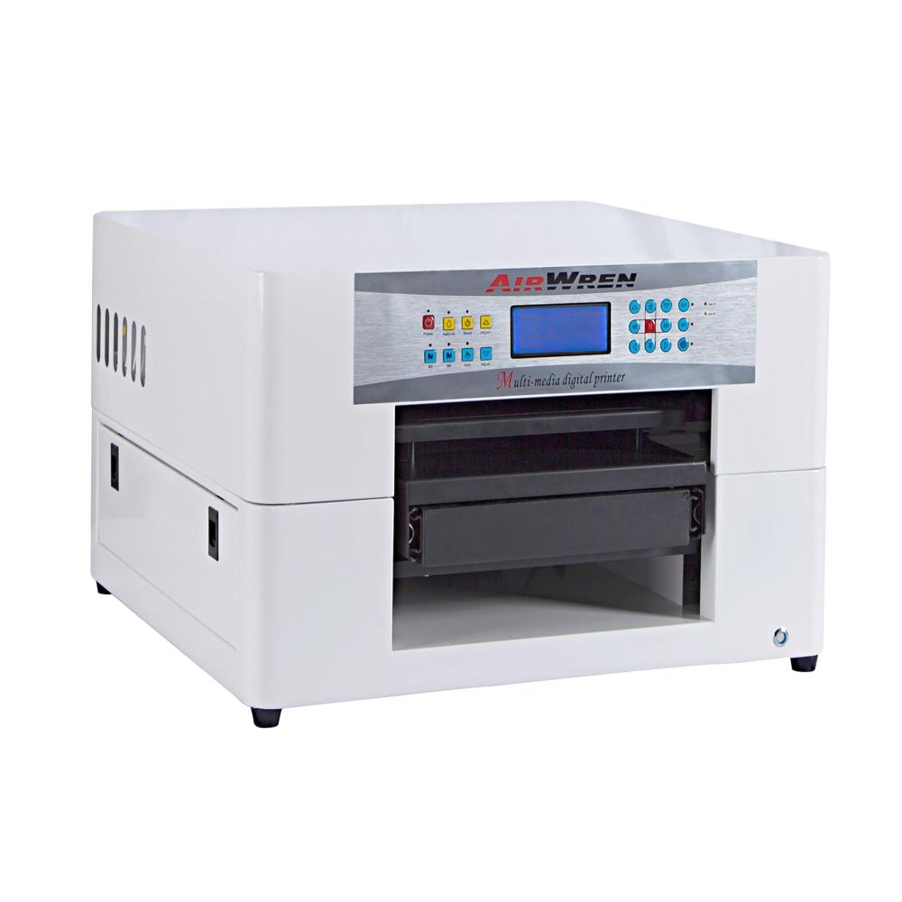 Máquina de impresión textil de suéter de algodón personalizada equipo de tela de ropa de impresión pequeña