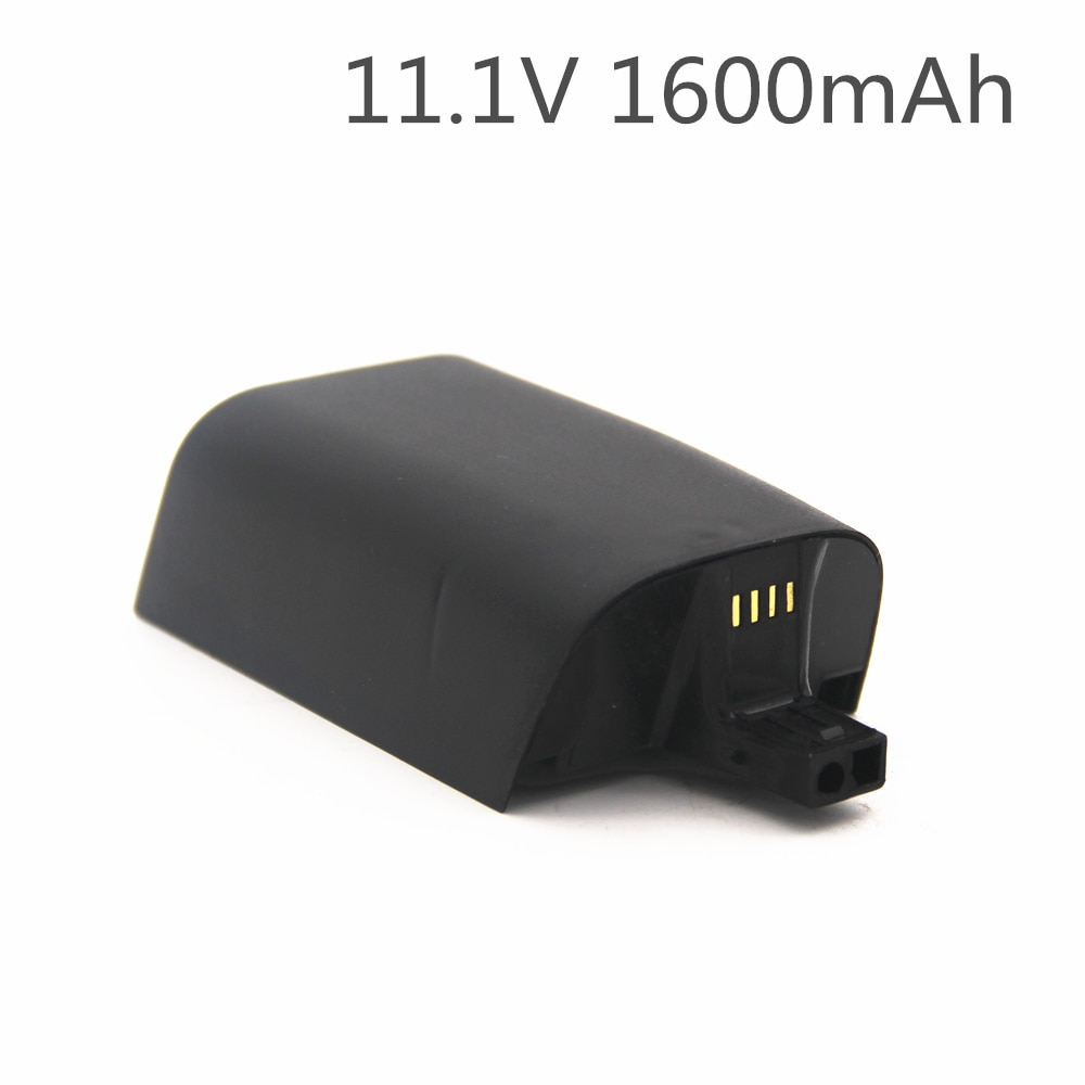 Lipo Battery For Parrot Bebop Drone 3.0 11.1V 1600mAh Helicopter Drone Backup Replacement Battery Fo