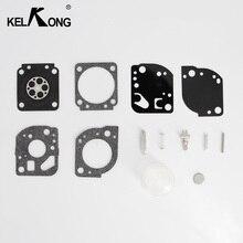 KELKONG Kit de reconstruction de carburateur 1   Pour Zama RB117, Zama C1U W19