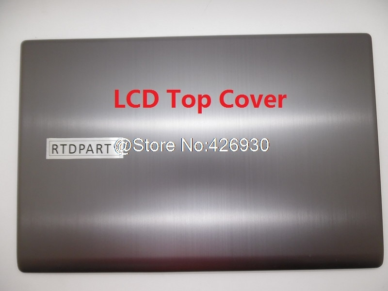 Laptop LCD cubierta superior para Samsung NP700Z4A NP700Z4B NP700Z4C 700Z4A 700Z4B 700Z4C BA75-03359A parte trasera LCD bisel frontal nuevo