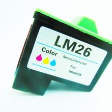 Einkshop dla Lexmark 26 10N0026 pojemnik z tuszem do Lexmark Z33 Z13 Z23 Z35 Z515 Z615 Z600 Z605 Z611 X1100 X1150 X1270 X1290
