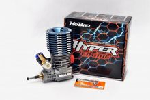 Originele Hobao Vx 21 Motor 3.5cc H-2131T Hyper 21-3P Turbo Motor W/ P4 Turbo Plug, W/O Pull Starter Starter Doos Motor