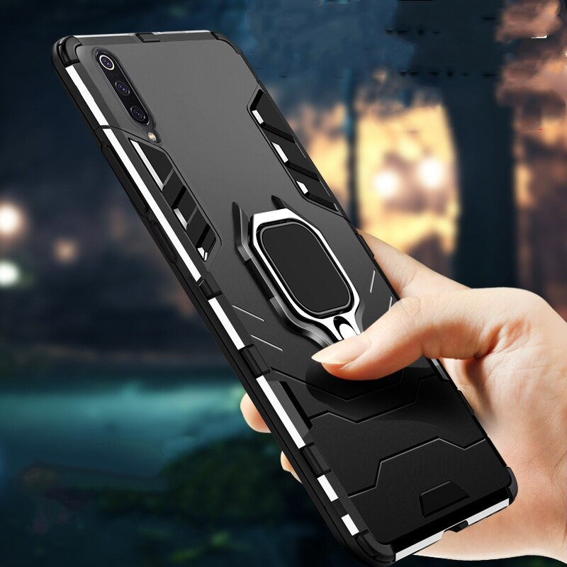 A prueba de choques de la armadura funda para Huawei Honor 6X 7A 8X MAX 10 20 Lite 10i 20i jugar 8A Pro 8S Nota 10 10 20 Nova 3 3i 3e 4 4e cubierta